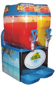 Tropical Ice Slush Machine